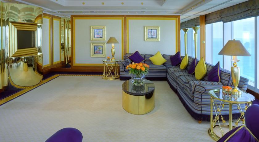 Hotel Burj Al Arab 5* - Dubai 15