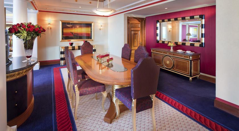 Hotel Burj Al Arab 5* - Dubai 12