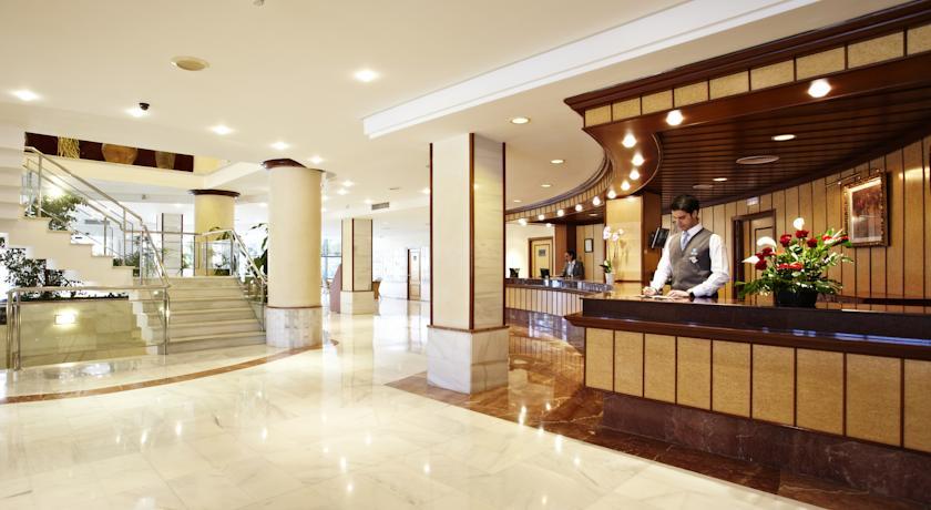 Hotel Grupotel Taurus Park 4* - Palma de Mallorca 11