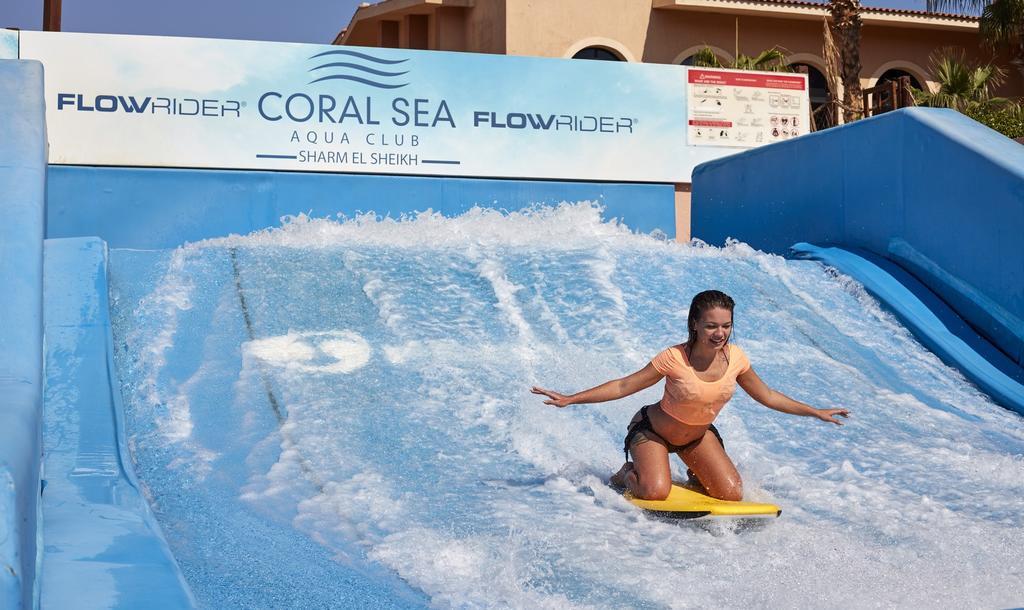 Hotel Coral Sea Holiday Resort & Aqua Park 5* - Sharm El Sheikh 5