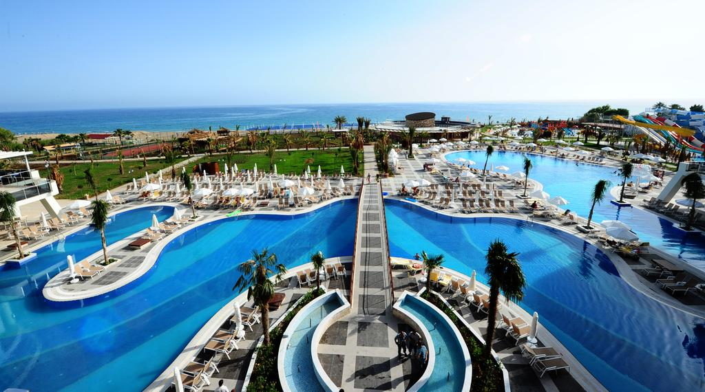 Sea Planet Resort & Spa 5* - Side zbor Bucuresti si Cluj 04, 11, 18 mai 8