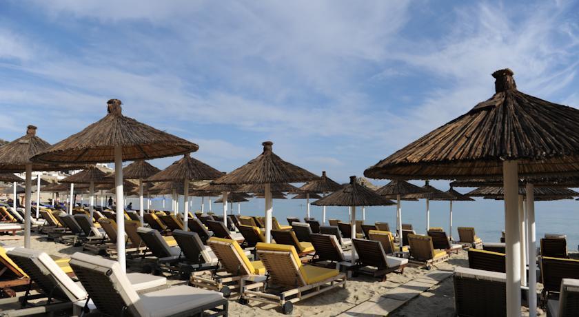 Hotel Kosmoplaz Beach 4* - Mykonos 1