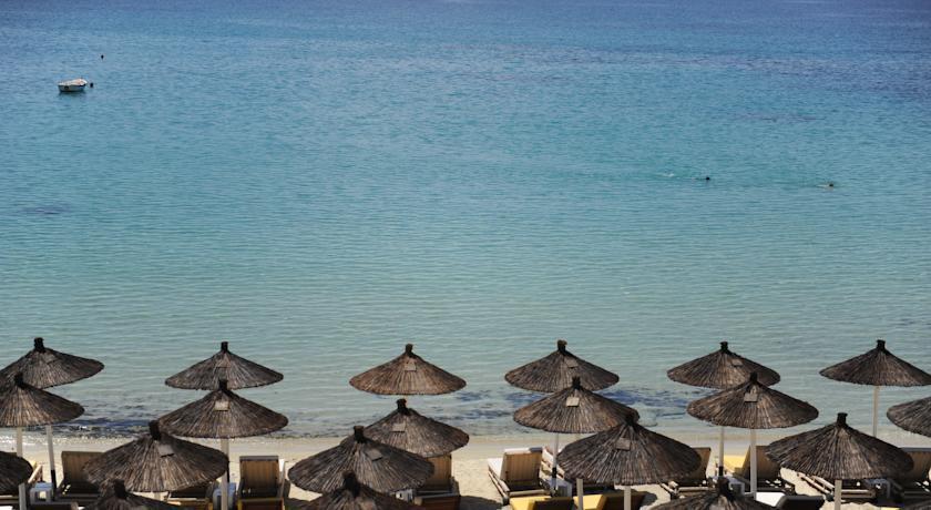 Hotel Kosmoplaz Beach 4* - Mykonos 2