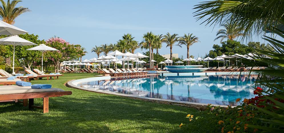 Hotel Minoa Palace Resort & Spa 5* - Creta Chania