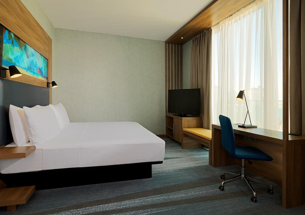 Hotel Aloft Palm Jumeirah 4* - Dubai 12
