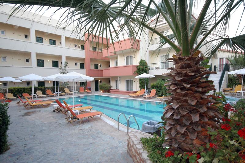 Hotel Dimitrios Village Beach Resort 4* - Creta Rethymno 13