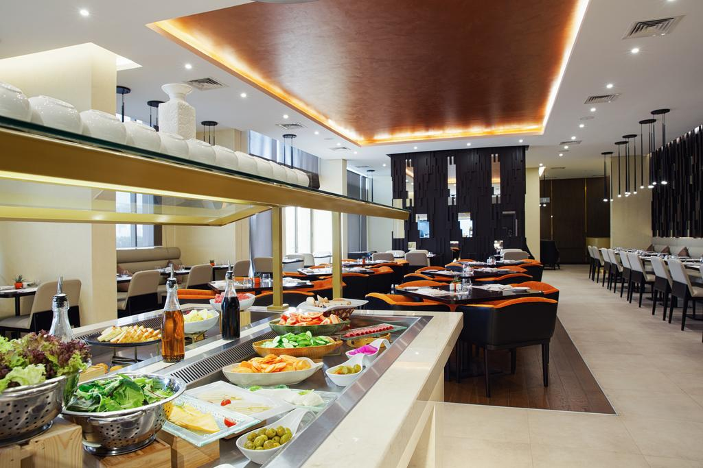 Hotel Occidental IMPZ Dubai 4* - Dubai 5