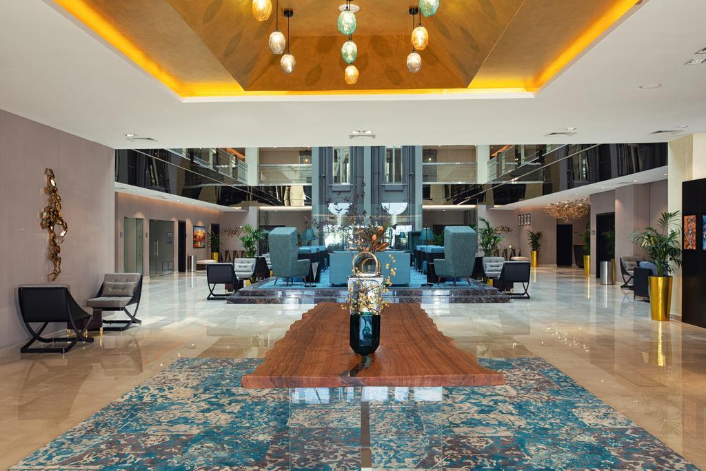 Hotel Occidental IMPZ Dubai 4* - Dubai 7