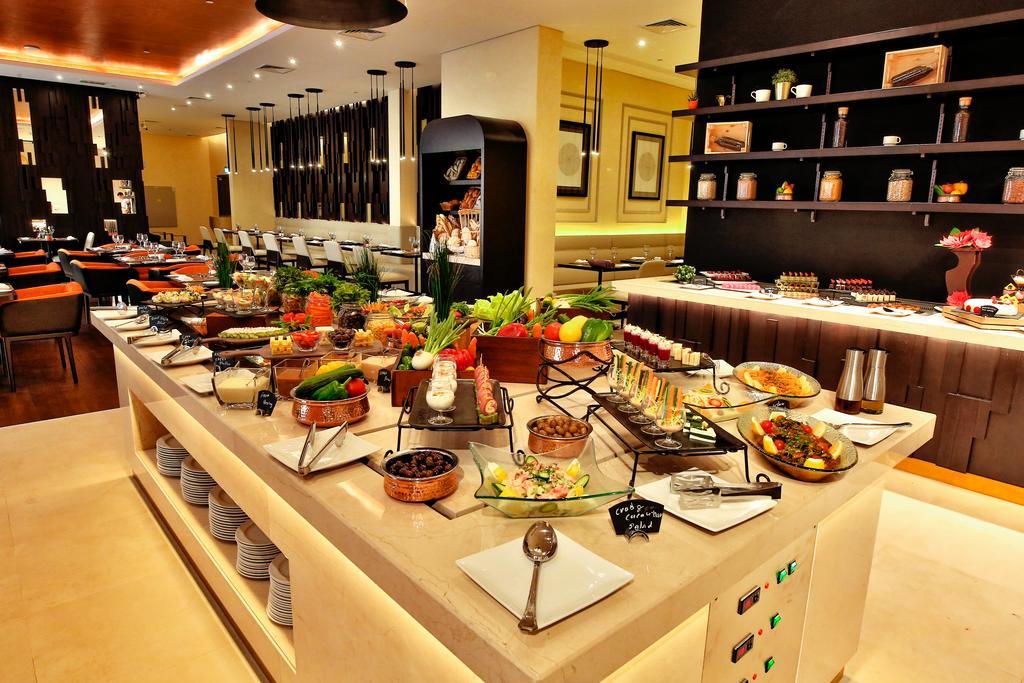 Hotel Occidental IMPZ Dubai 4* - Dubai 12