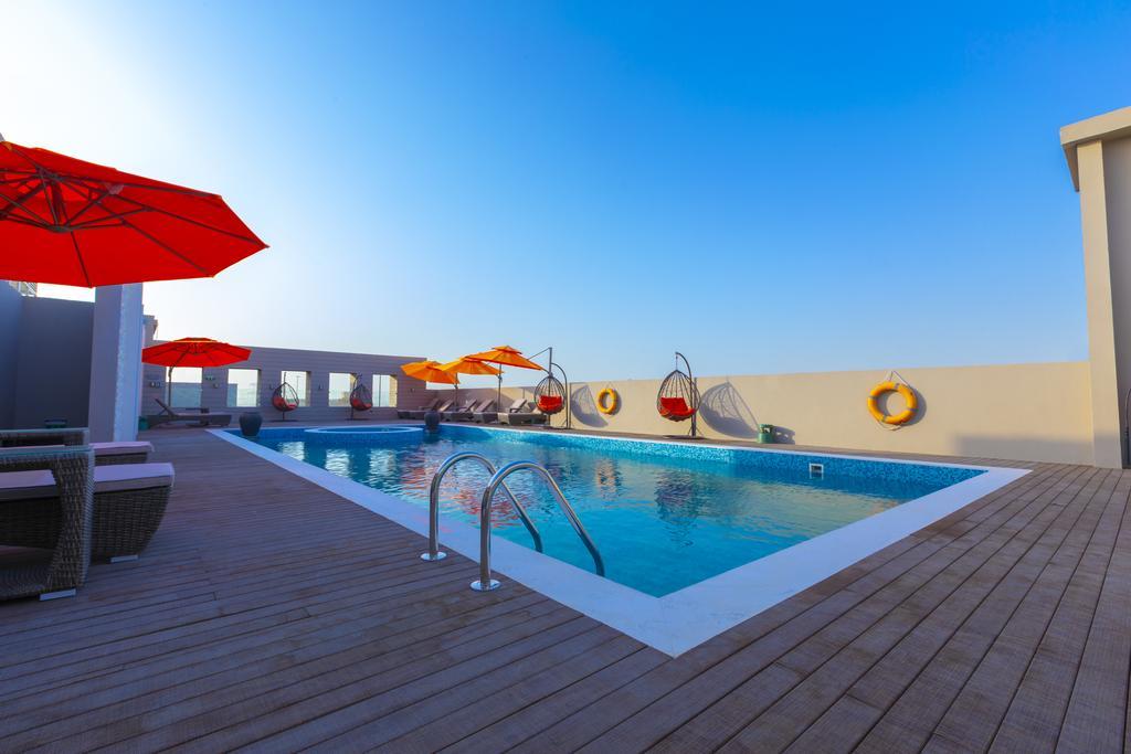Hotel Occidental IMPZ Dubai 4* - Dubai 13