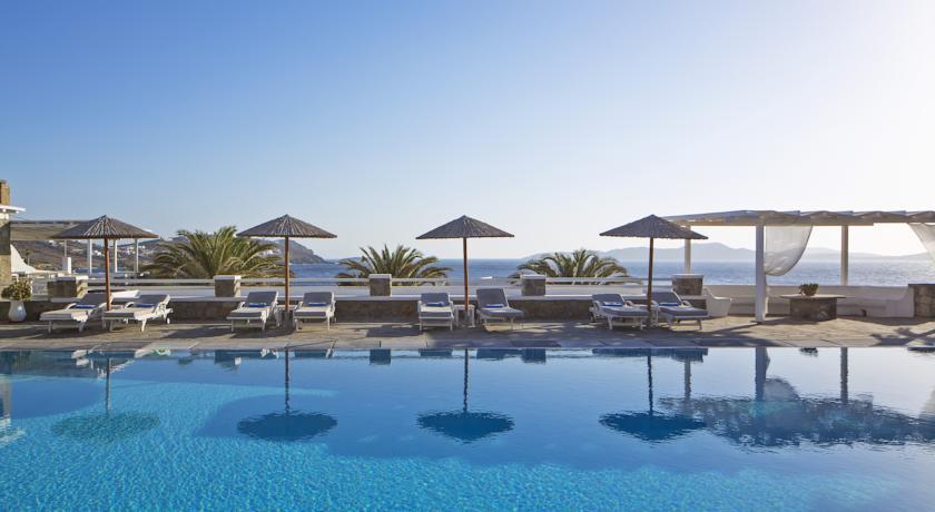 Hotel Manoulas Beach 4* - Mykonos 3