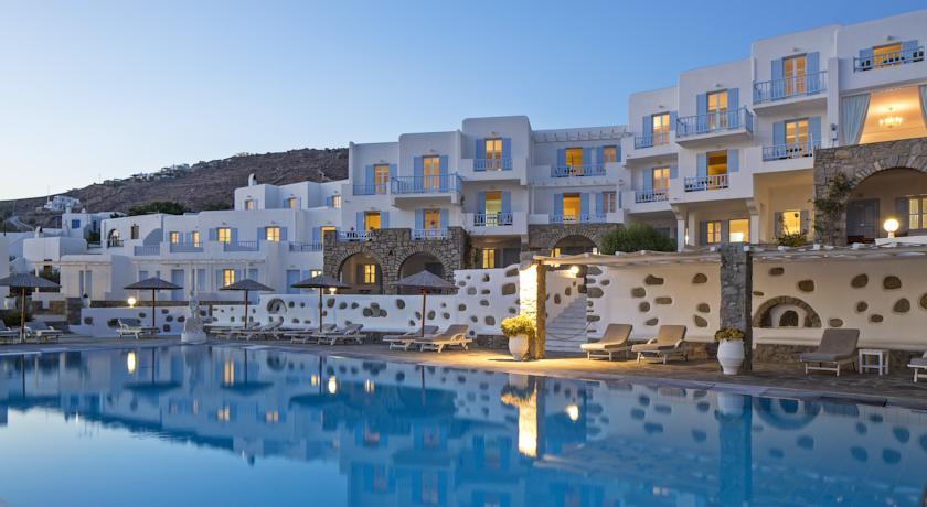 Hotel Manoulas Beach 4* - Mykonos 6