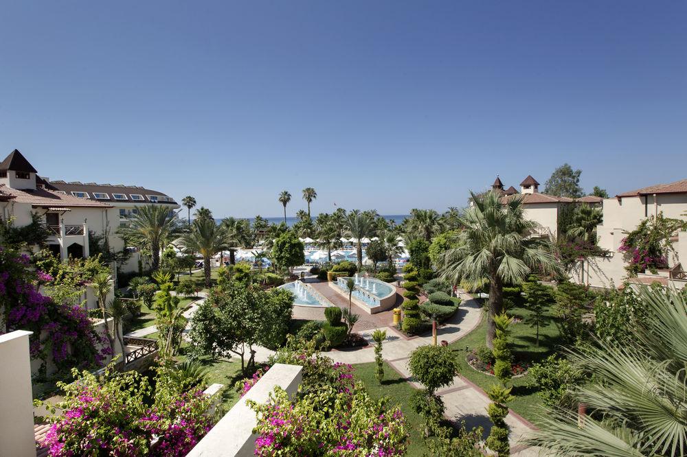 Hotel Saphir 4* - Alanya 25