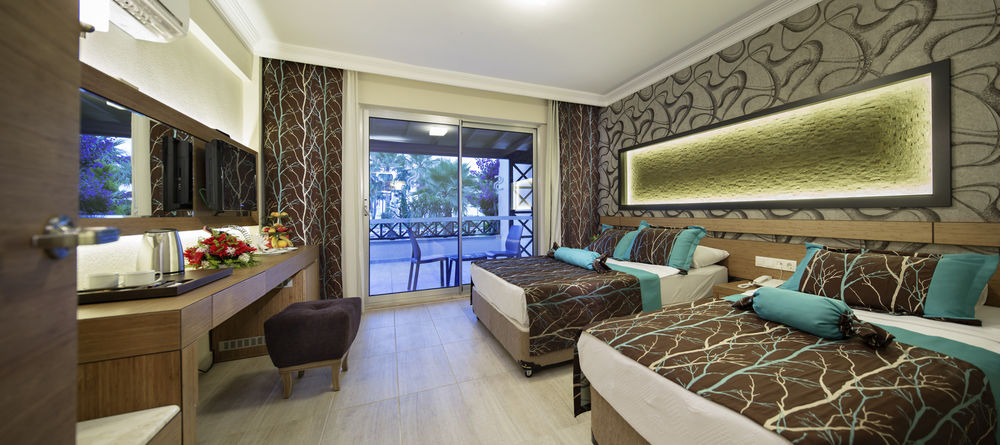 Hotel Saphir 4* - Alanya 24