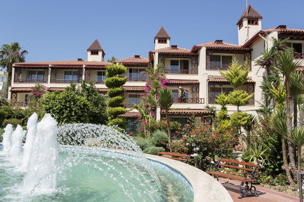 Hotel Saphir 4* - Alanya 21