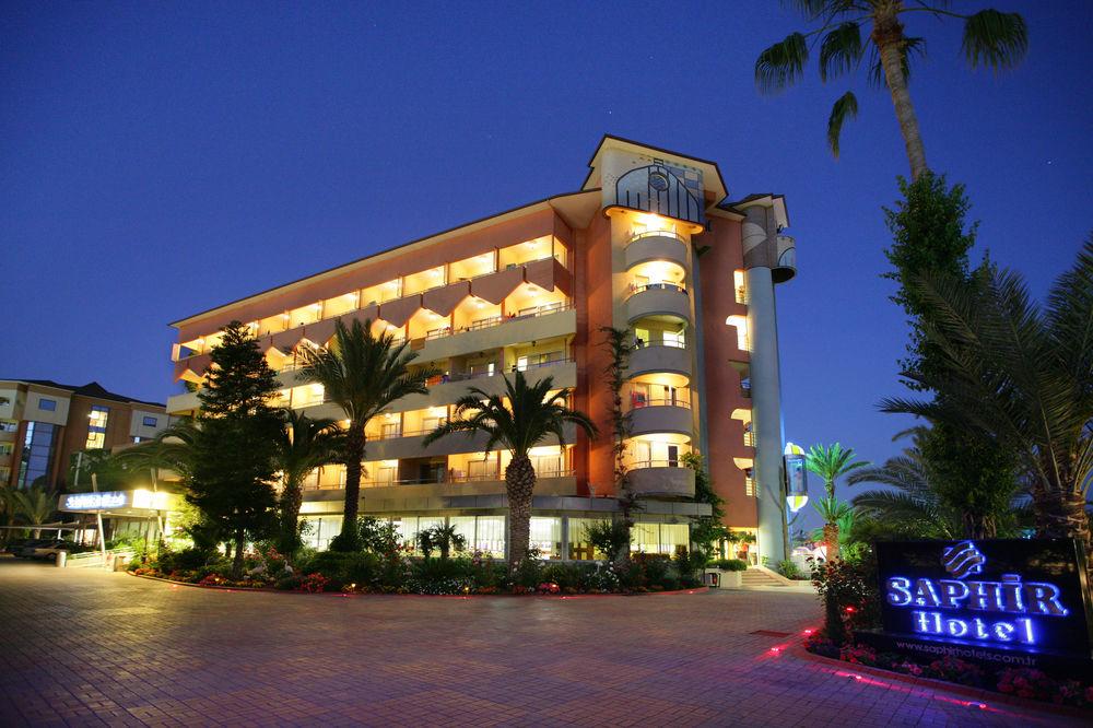 Hotel Saphir 4* - Alanya 19