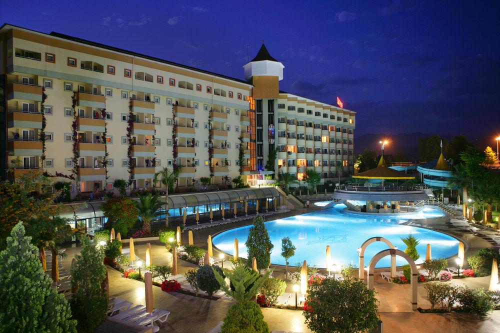 Hotel Saphir 4* - Alanya 18