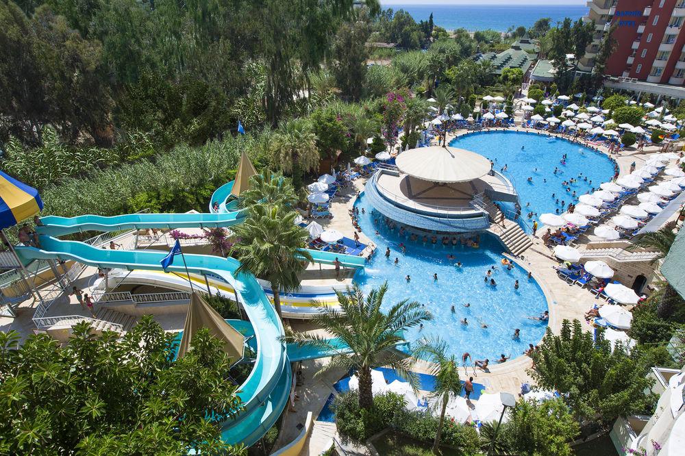 Hotel Saphir 4* - Alanya 12