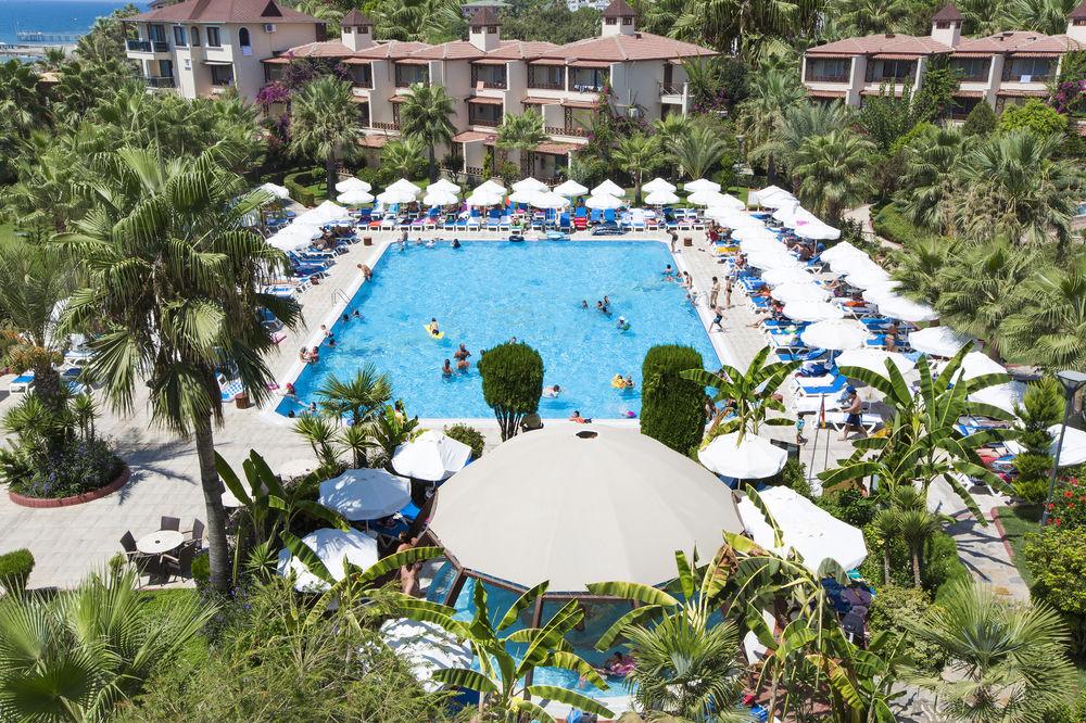 Hotel Saphir 4* - Alanya 10