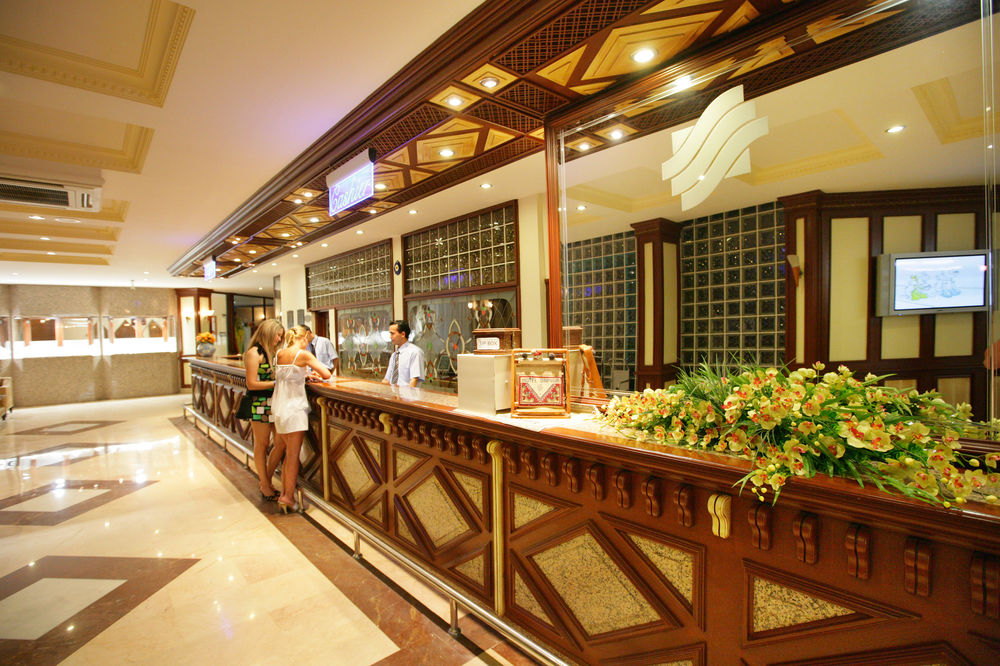 Hotel Saphir 4* - Alanya 9
