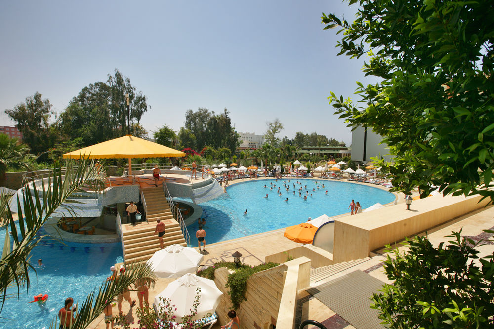 Hotel Saphir 4* - Alanya 1