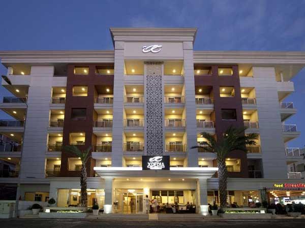 Hotel Xperia Grand Bali 4* - Alanya 1