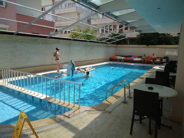 Hotel Xperia Grand Bali 4* - Alanya 7
