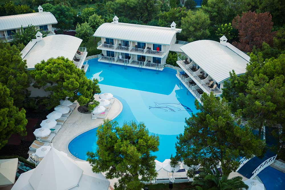 Hotel Titanic Beach Resort 5* - Lara  15