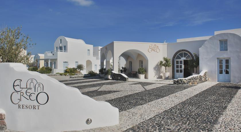 Hotel EL Greco 4* - Santorini 10