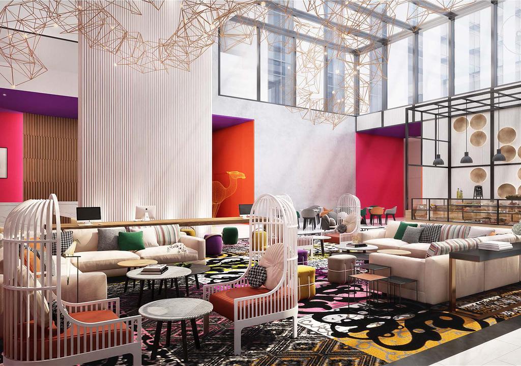 Hotel Millennium al Barsha Mall of the Emirates 4* - Dubai 5