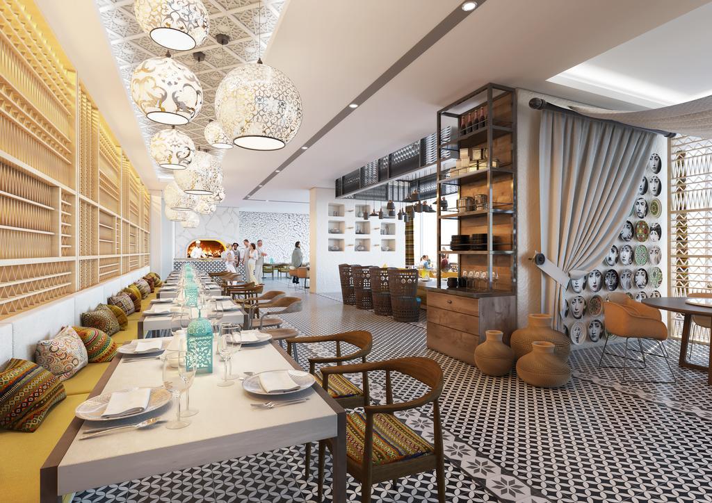 Hotel Millennium al Barsha Mall of the Emirates 4* - Dubai 4