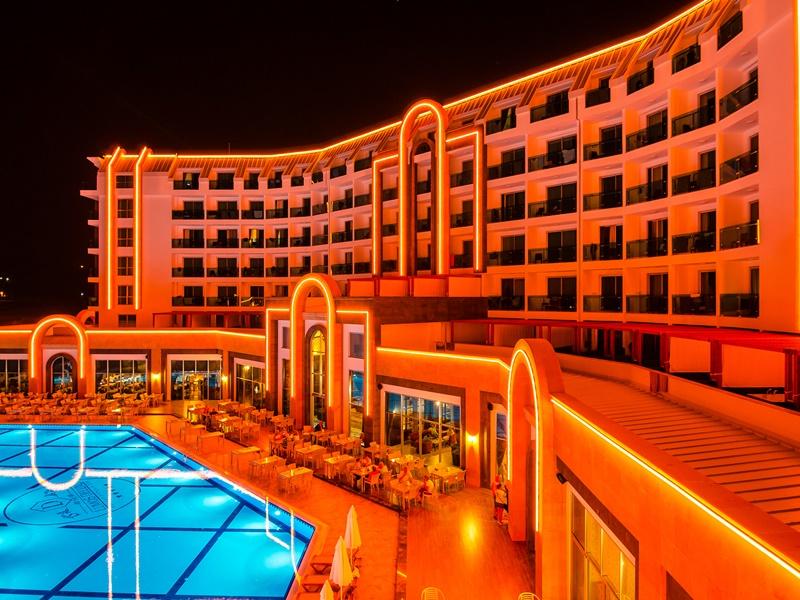 Hotel Lumos Deluxe Resort Hotel 5* - Alanya 25