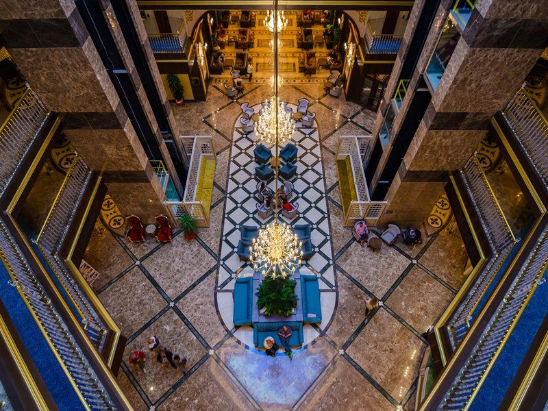 Hotel Lumos Deluxe Resort Hotel 5* - Alanya 24