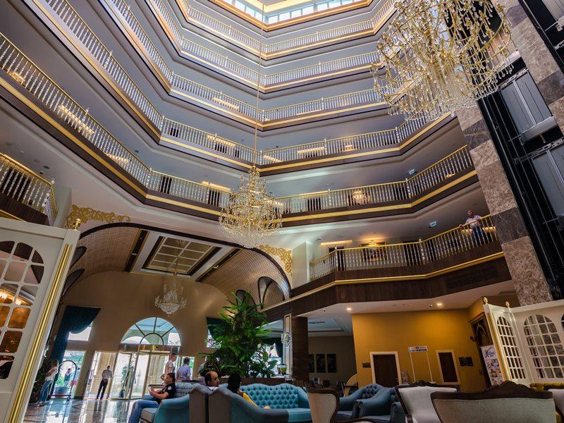 Hotel Lumos Deluxe Resort Hotel 5* - Alanya 23