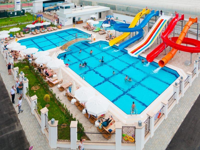 Hotel Lumos Deluxe Resort Hotel 5* - Alanya 15