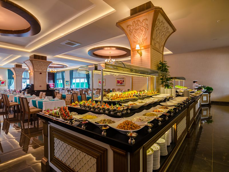 Hotel Lumos Deluxe Resort Hotel 5* - Alanya 12