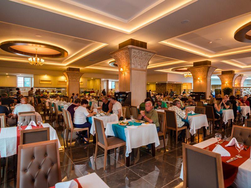 Hotel Lumos Deluxe Resort Hotel 5* - Alanya 11