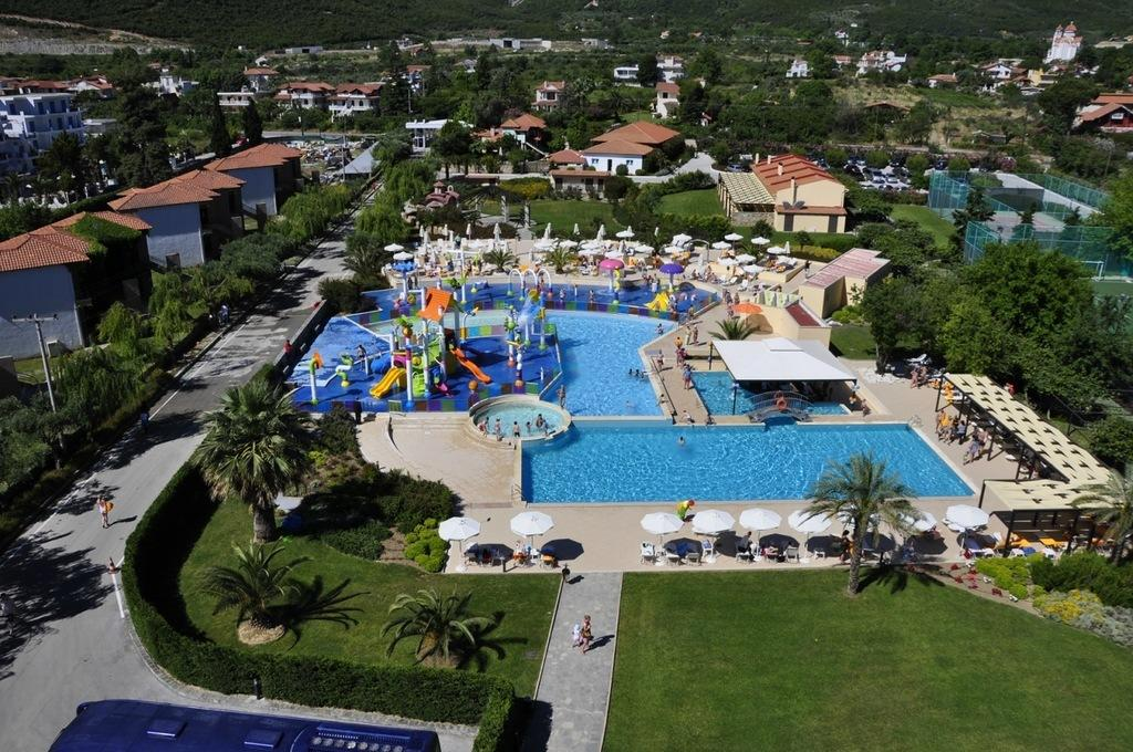 Hotel Cronwell Platamon Resort 5* - Platamonas, gratuit la cazare 2 copii pana la 15 ani 6