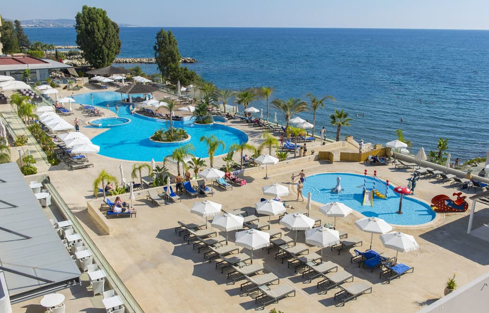 Hotel Royal Apollonia Beach 5* - Cipru 7