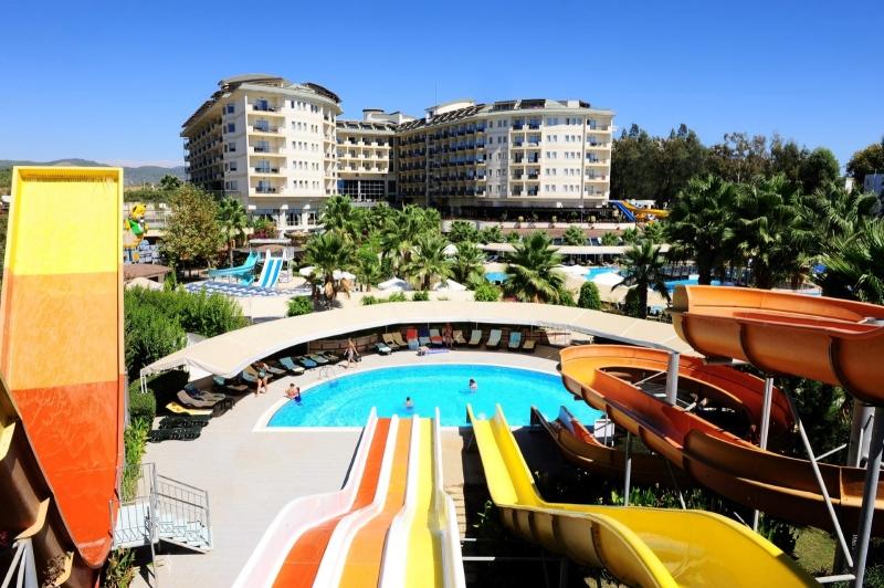 Hotel Mukarnas Spa Resort 5* - Alanya 19