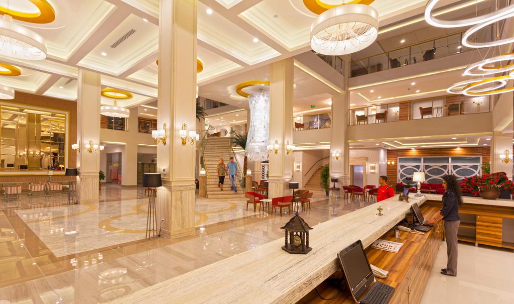 Hotel Royal Garden Select & Suite 5* - Alanya 8
