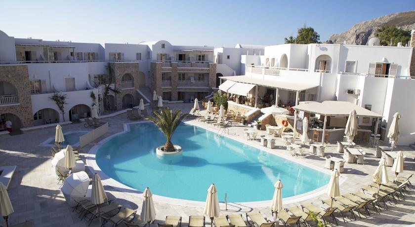 Hotel Aegean Plaza 4* - Santorini 4