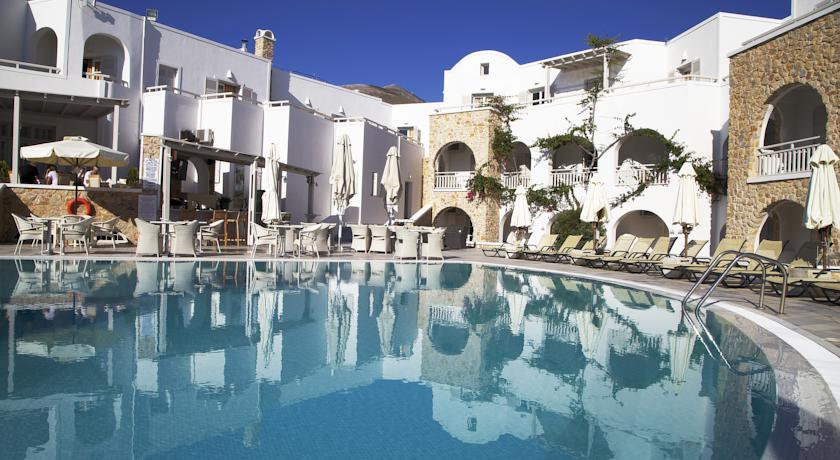 Hotel Aegean Plaza 4* - Santorini 5