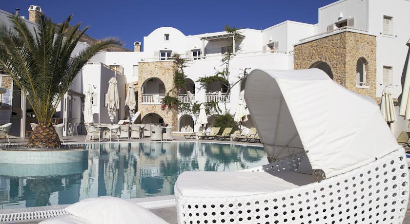 Hotel Aegean Plaza 4* - Santorini 6