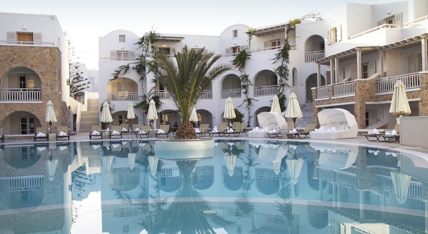 Hotel Aegean Plaza 4* - Santorini 7