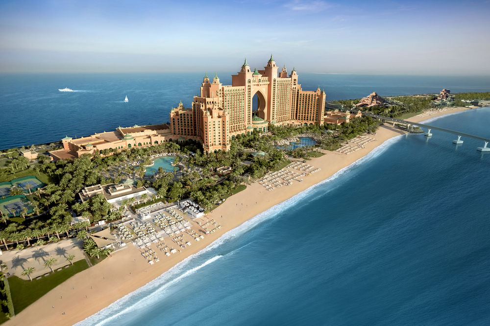 Hotel Atlantis The Palm 5* - Palm Jumeirah 3