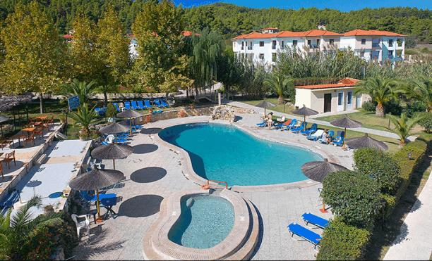 Chrousso Village Hotel 4* - Halkidiki 1