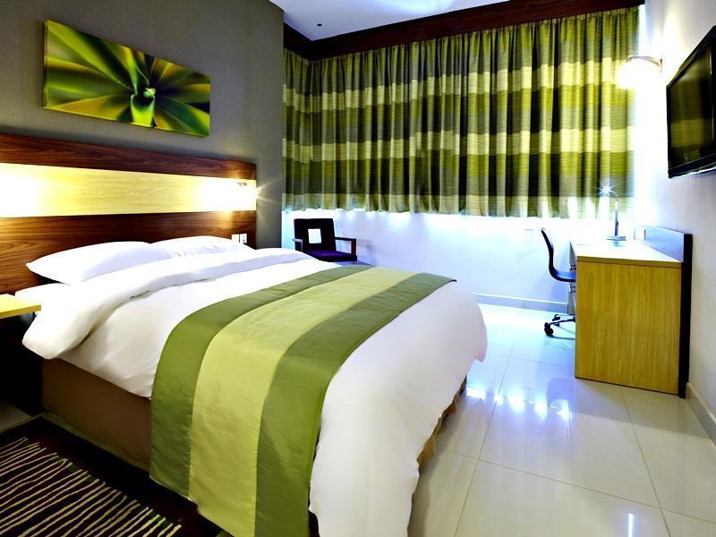 Hotel City Max Al Barsha 3* - Dubai 2