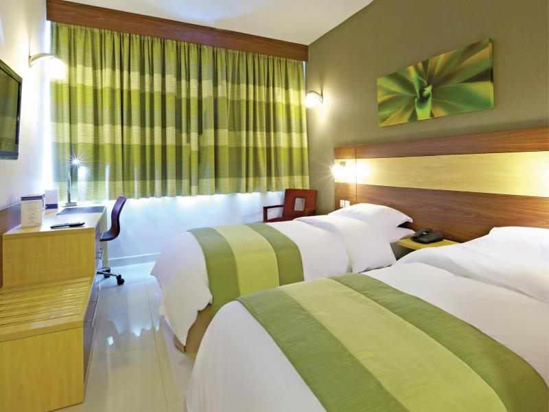 Hotel City Max Al Barsha 3* - Dubai 5