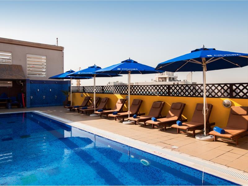 Hotel City Max Al Barsha 3* - Dubai 7